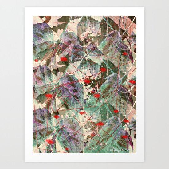Autumn Lived Art Print