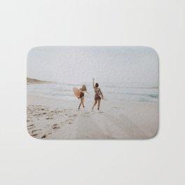 let's surf iv / brazil Bath Mat