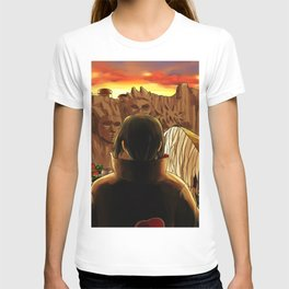 uciha itachi T-shirt