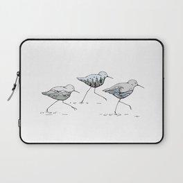 """ Shorebirds "" Laptop Sleeve"