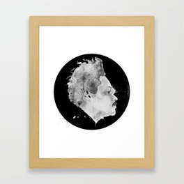 Mugshot 01  Framed Art Print