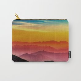 Rainbow Nature Carry-All Pouch