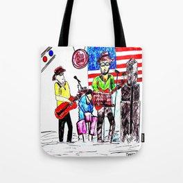 The Band Tote Bag