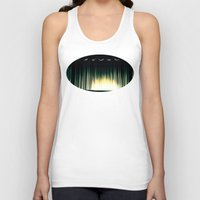 theater Tank Tops featuring Theater by Lipstick Vandalism