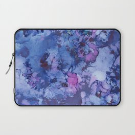 Abstract Alcohol Ink Painting 3 Laptop Sleeve