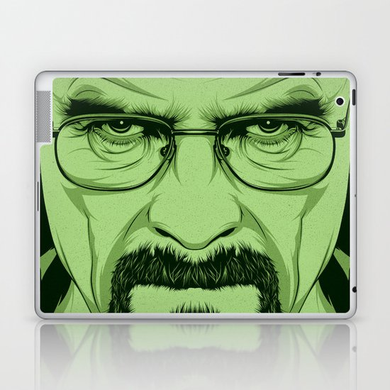 W.W. Laptop & iPad Skin