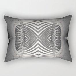 Paper Sculpture #9 Rectangular Pillow