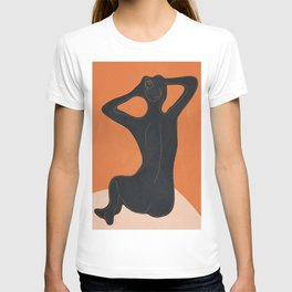 Abstract Nude I T-shirt