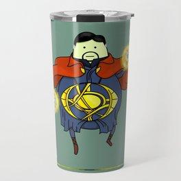 Dr. Cado Strange Travel Mug