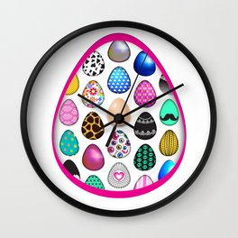 The essence of existence Wall Clock