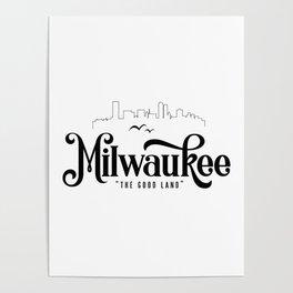 Milwaukee Poster