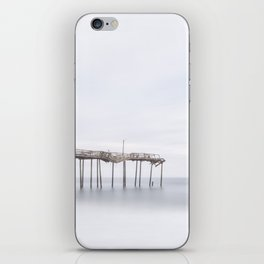 Frisco Pier (color) iPhone Skin