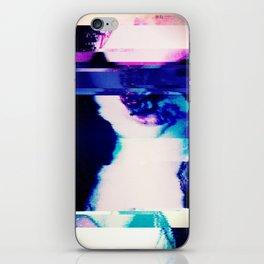 damnation matrix iPhone Skin