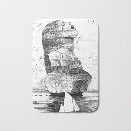 asc 757 - La nostalgie est une île (The remains) Bath Mat