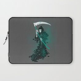 SPACE REAPER- halloween artwork death reaper Grim Reaper Laptop Sleeve