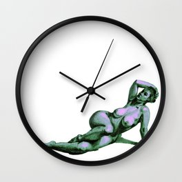Boy U Wish Wall Clock