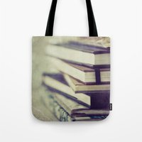 inspiration Tote Bags featuring Inspiration by Angela Fanton