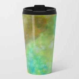 Abstract No. 157 Metal Travel Mug