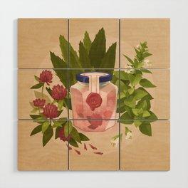 Love & Protection Wood Wall Art