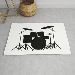 Drum Kit Rug