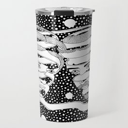 Escher - Bond of union Travel Mug
