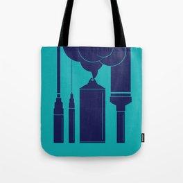 Art Supplies Tote Bag