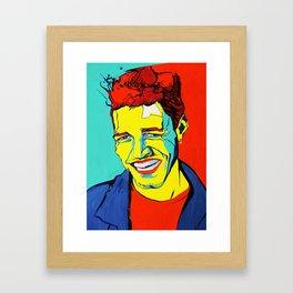 Xavier Dolan Framed Art Print