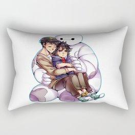 Big Hero 6 - Big Hug for everyone Rectangular Pillow