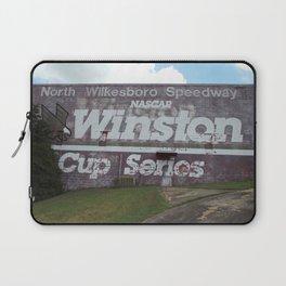 Winston Cup - North Wilkesboro Laptop Sleeve