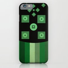 green shapes Slim Case iPhone 6s