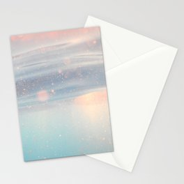 Ocean Light Water Stationery Cards