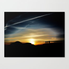 Shared Canvas Print