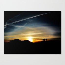 Shared Canvas Print