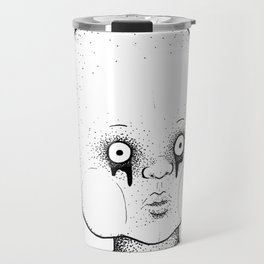 Babydoll Head Travel Mug