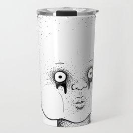 Babydoll Head Travel Mug