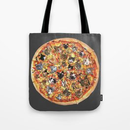 If the internet was a pizza... Tote Bag