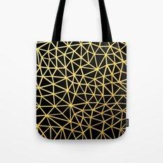 Broken Gold Tote Bag