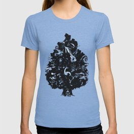 Adventures in Cryptozoology T-shirt