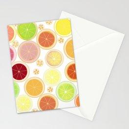 Citrus Summer Stationery Cards