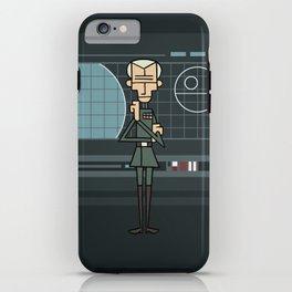 EP4 : Grand Moff Tarkin iPhone Case