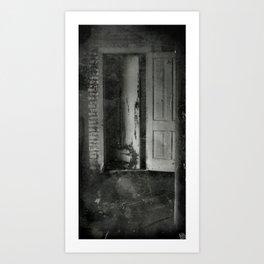 Doorway Art Print