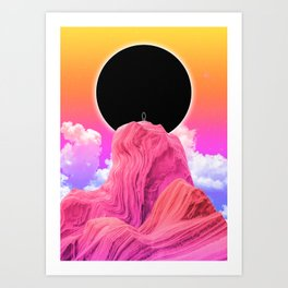 Now more than ever Art Print