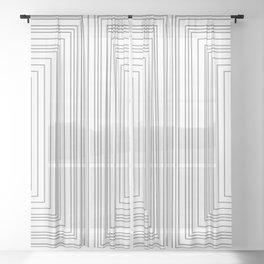 Greek 2 Sheer Curtain