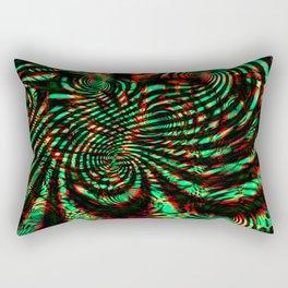 Blind Trip A Rectangular Pillow