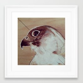 Thinking About Flight Framed Art Print