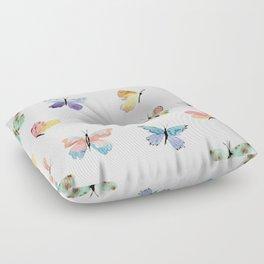 Beautiful Butterflies Floor Pillow