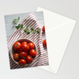 Summer Tomatoes Stationery Cards
