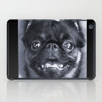 dentist iPad Cases featuring I Am Cute And I Know It by Roger Wedegis