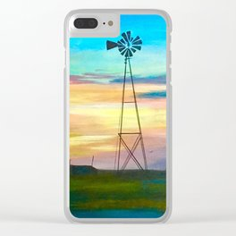 Amarillo by Morning Clear iPhone Case