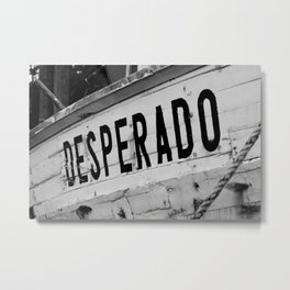 Desperdo Metal Print